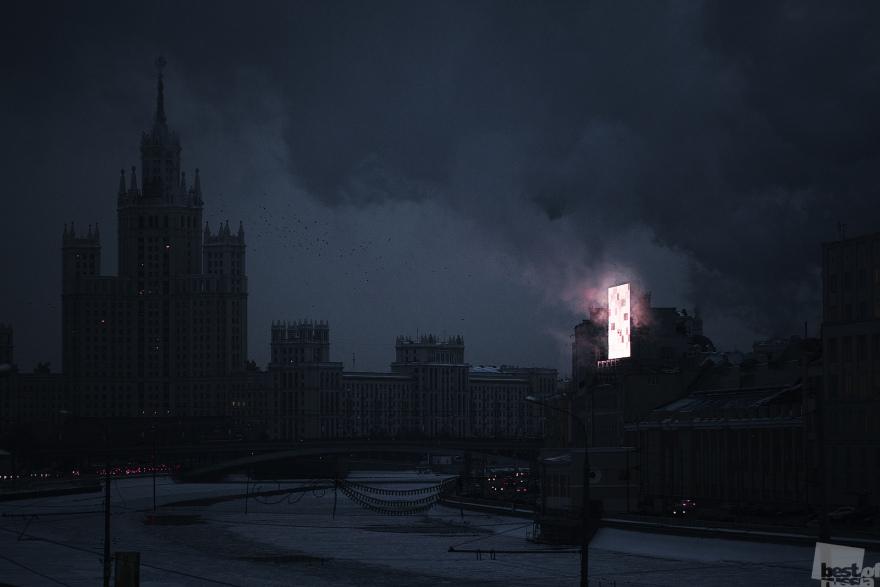 Moscow Mordor