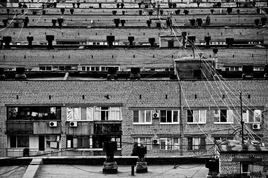 Volgograd ghetto