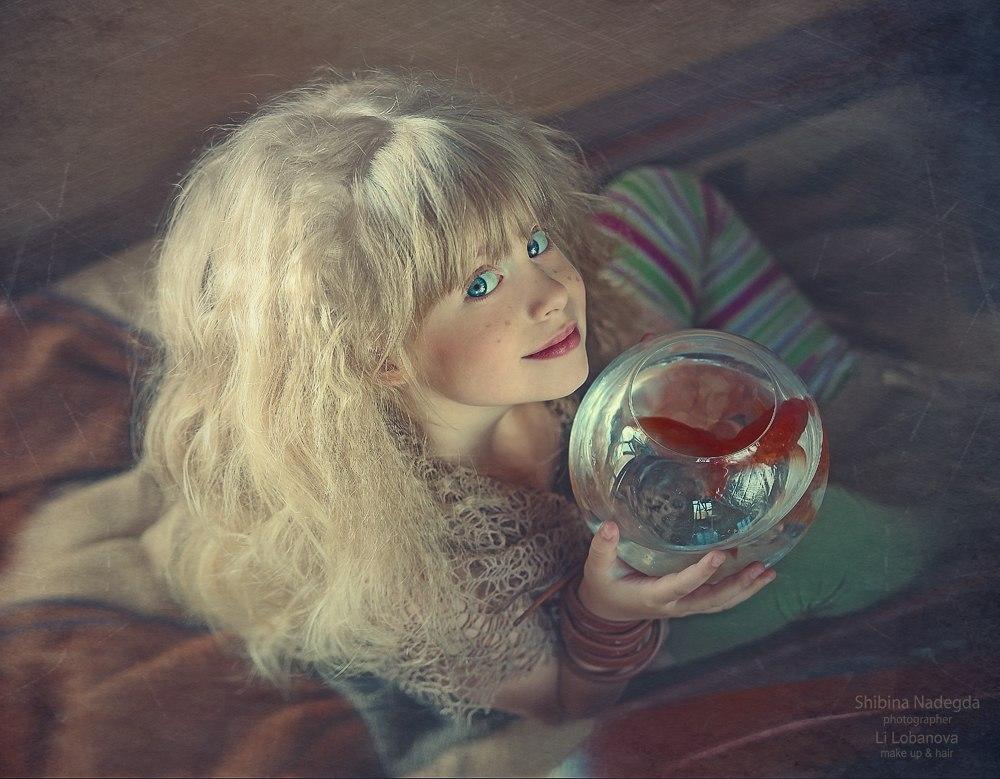 Nadezhda Shibina - Kids 12