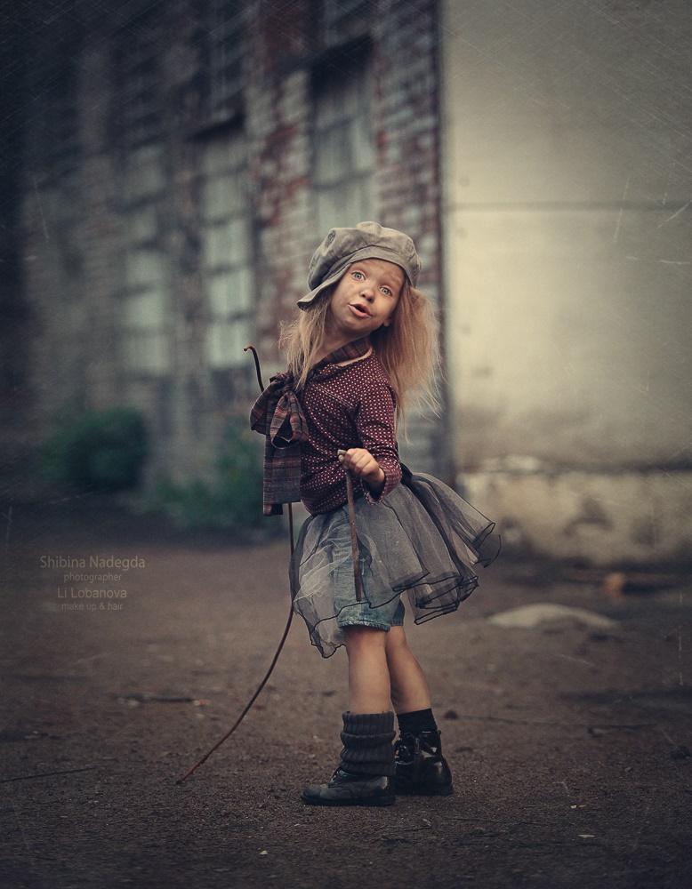 Nadezhda Shibina - Kids 16