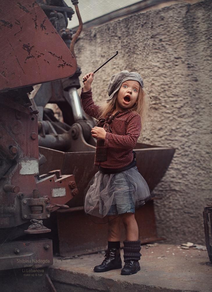 Nadezhda Shibina - Kids 17