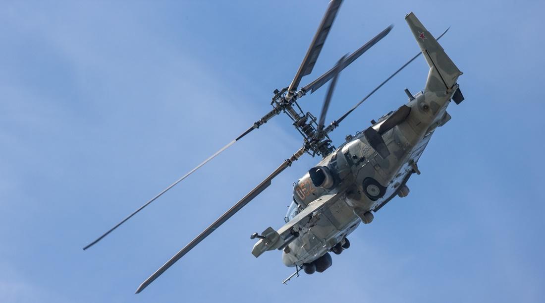Ka-52 - 3