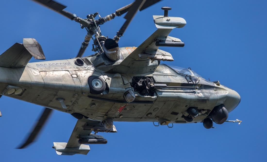 Ka-52 - 9