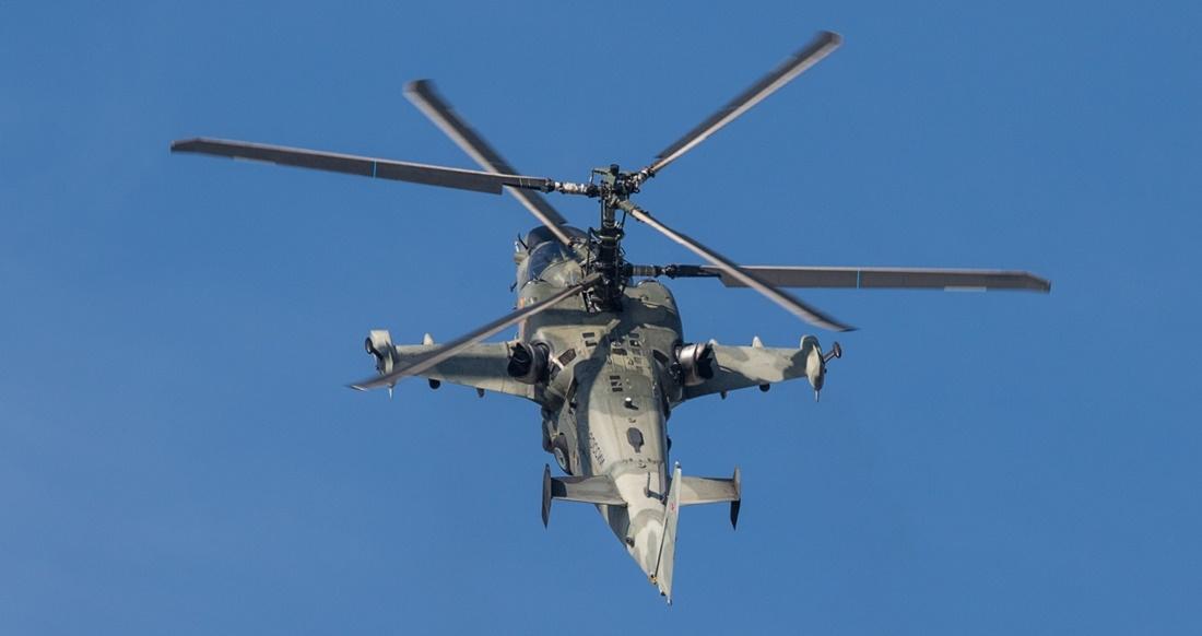 Ka-52 - 1