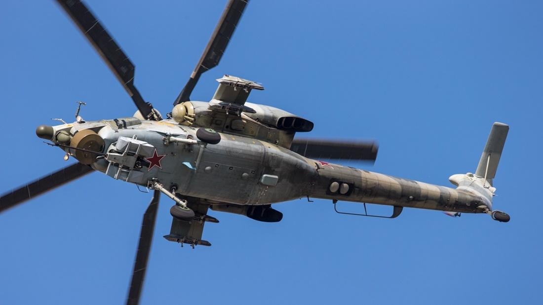 Mi-28Н - 8