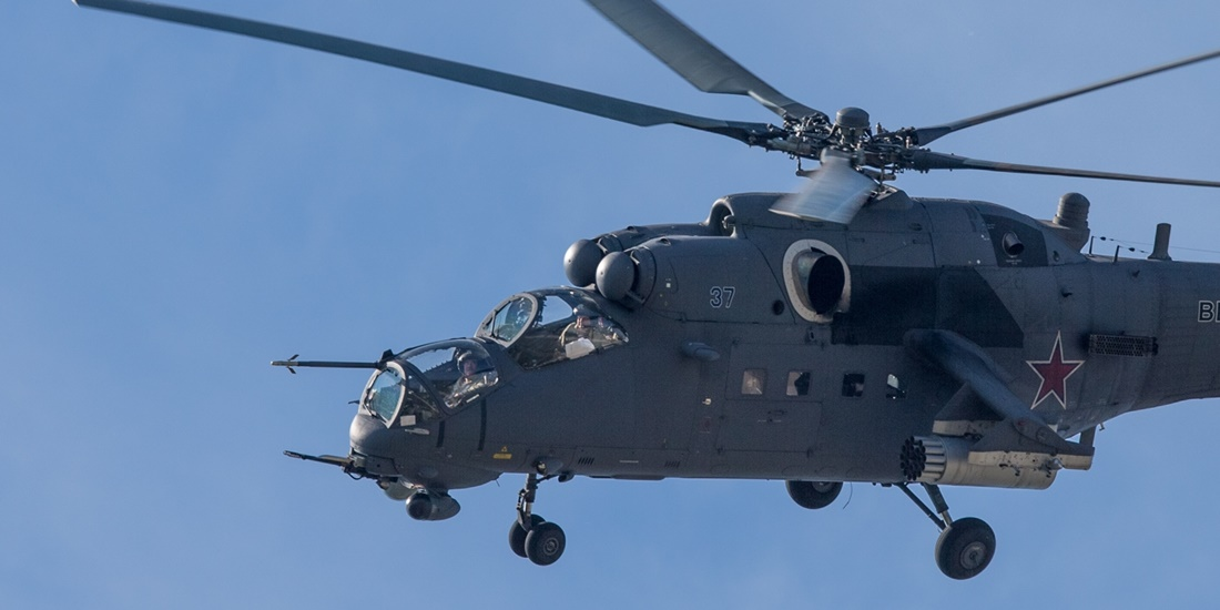 Mi-35М - 2