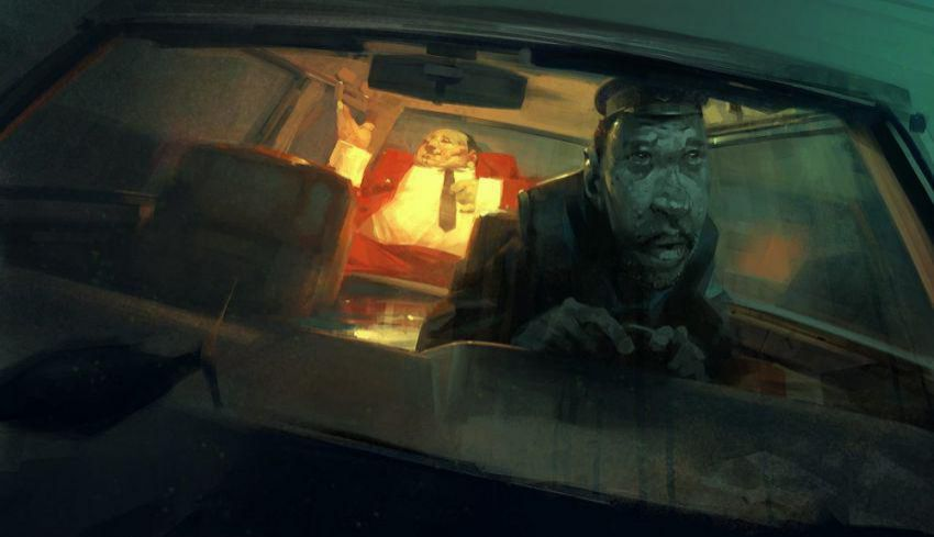 Sergey Kolesov Drawing - 11