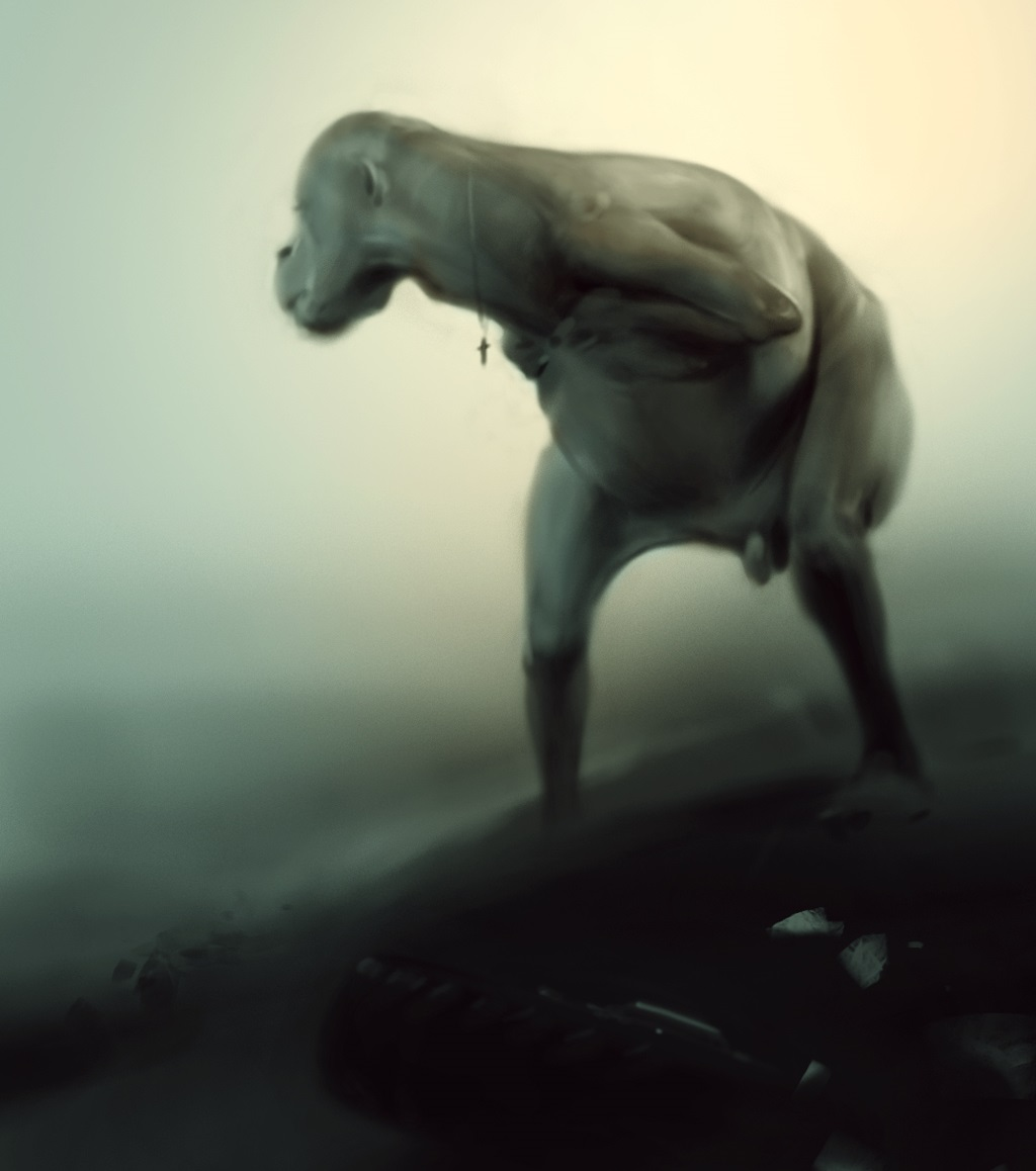 Sergey Kolesov Drawing - 26