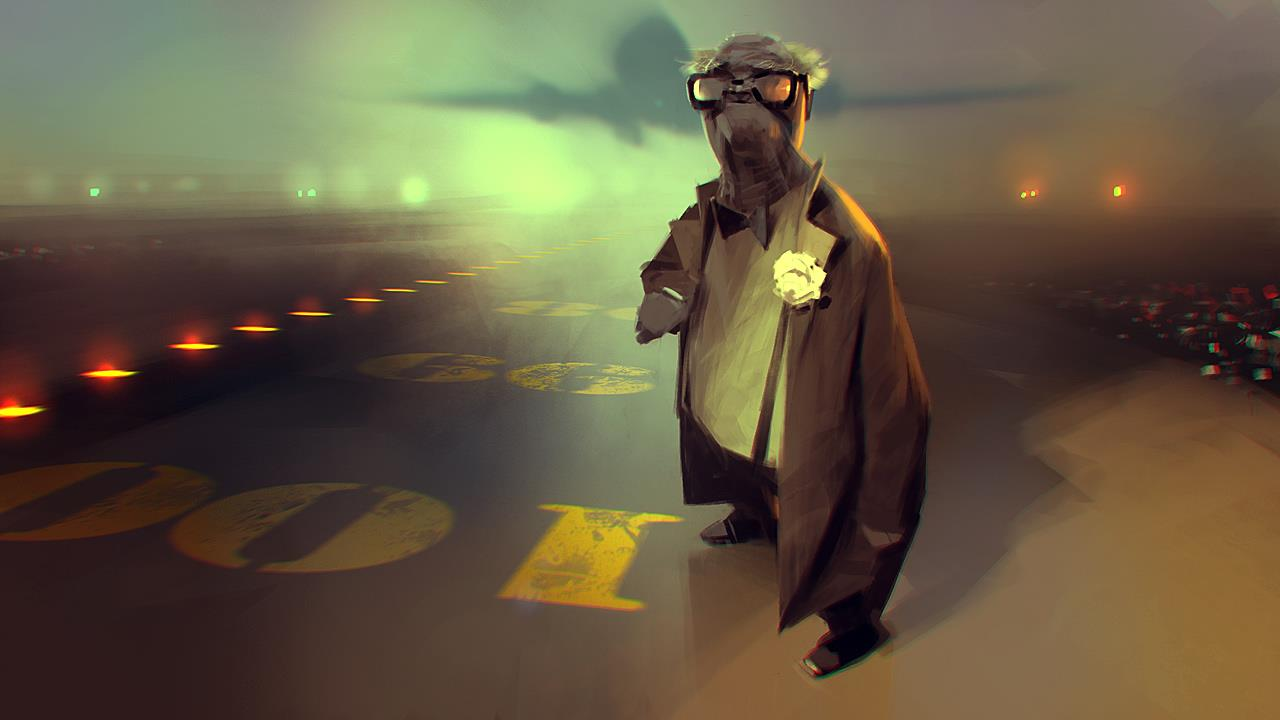 Sergey Kolesov Drawing - 31