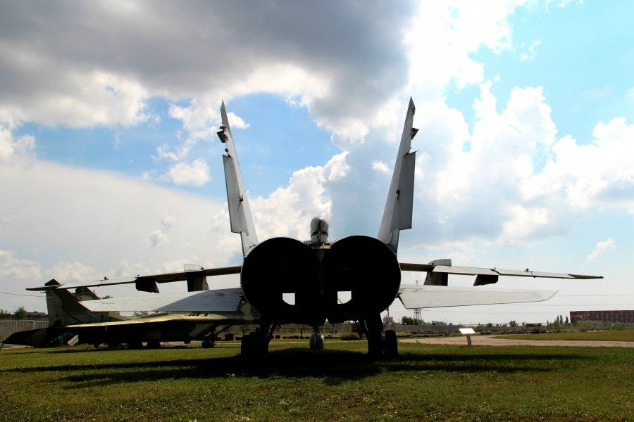 Technical museum AvtoVAZ in Tolyatti - 04