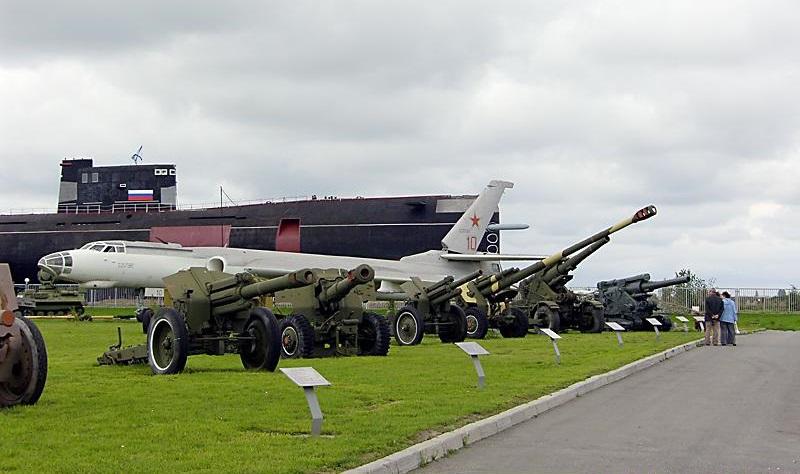 Technical museum AvtoVAZ in Tolyatti - 06