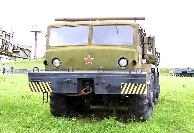Technical museum AvtoVAZ in Tolyatti - 10
