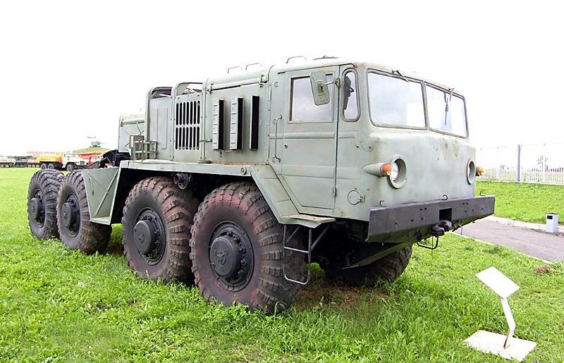 Technical museum AvtoVAZ in Tolyatti - 11