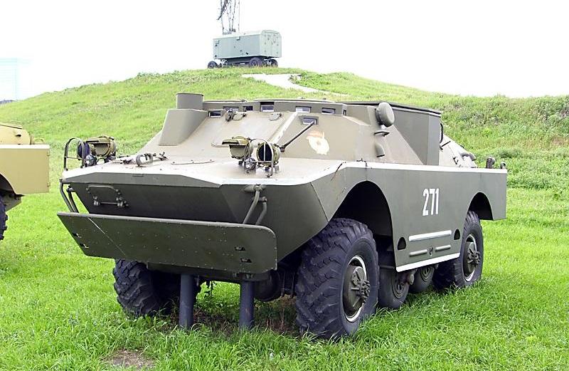 Technical museum AvtoVAZ in Tolyatti - 14