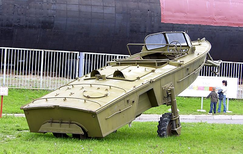 Technical museum AvtoVAZ in Tolyatti - 16