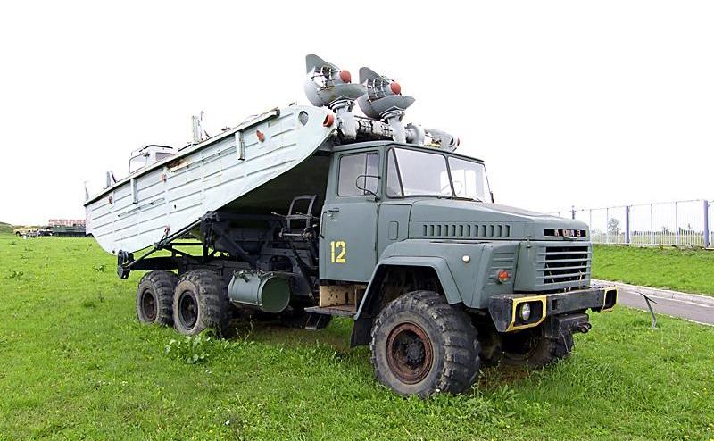 Technical museum AvtoVAZ in Tolyatti - 17