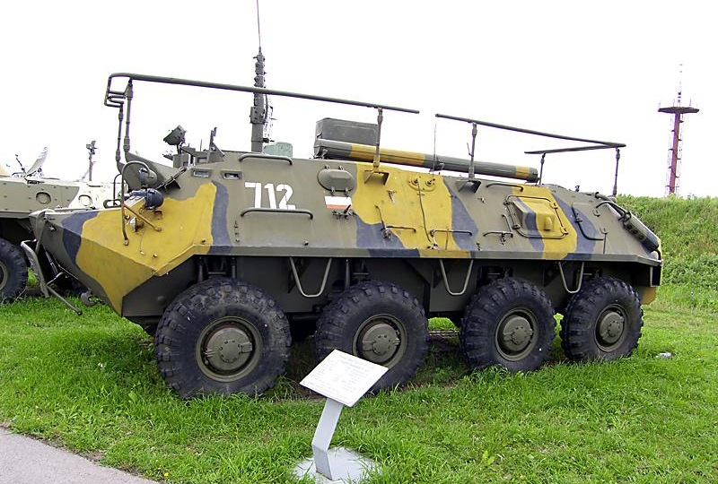Technical museum AvtoVAZ in Tolyatti - 23