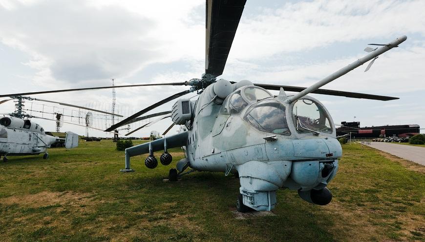 Technical museum AvtoVAZ in Tolyatti - 25