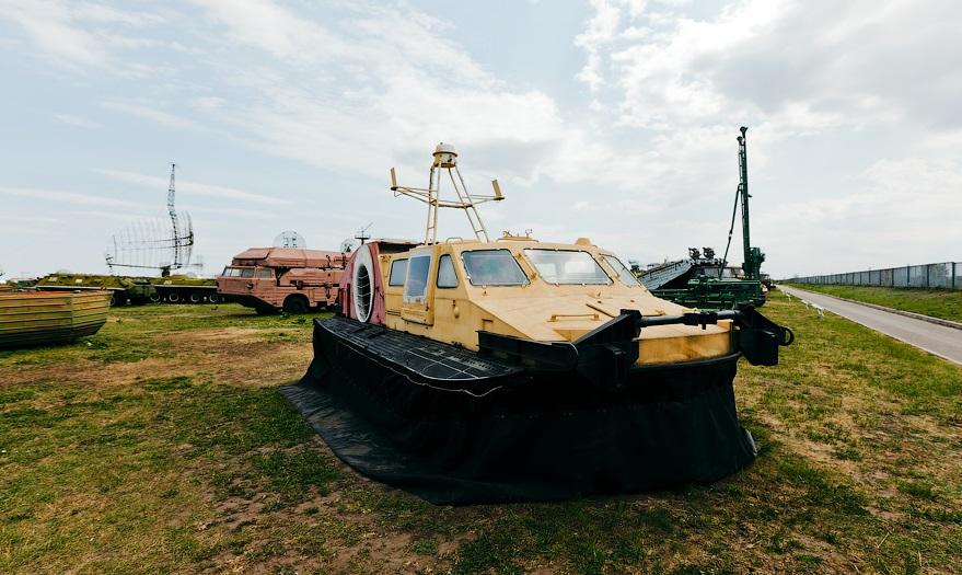Technical museum AvtoVAZ in Tolyatti - 27