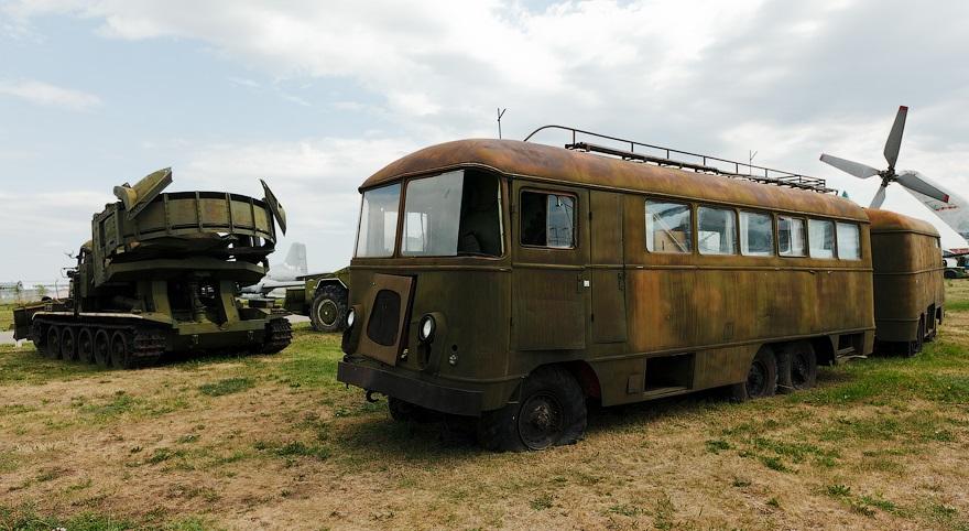 Technical museum AvtoVAZ in Tolyatti - 29