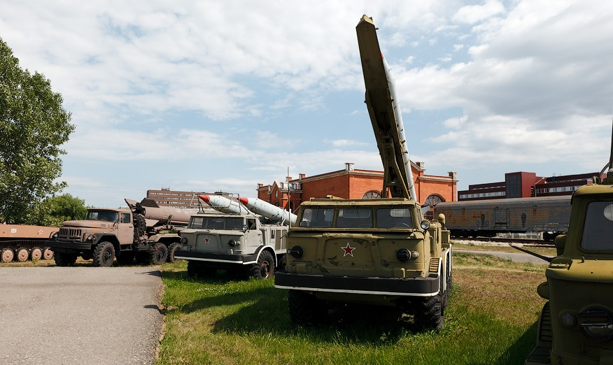 Technical museum AvtoVAZ in Tolyatti - 30