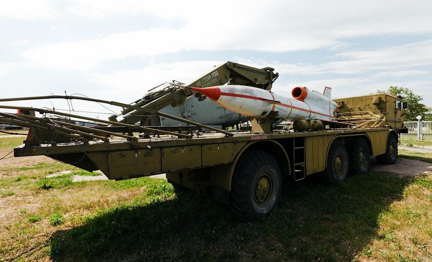 Technical museum AvtoVAZ in Tolyatti - 32