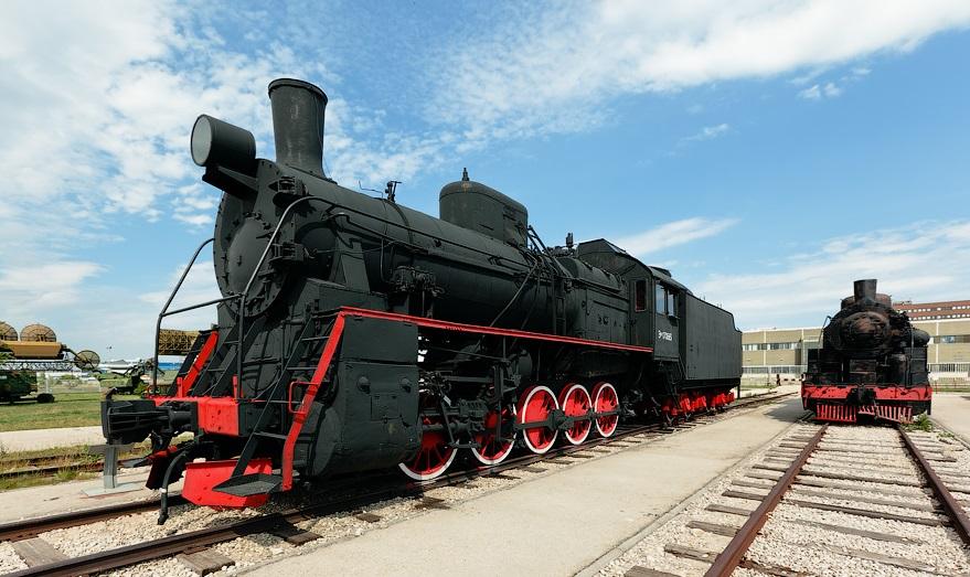 Technical museum AvtoVAZ in Tolyatti - 33