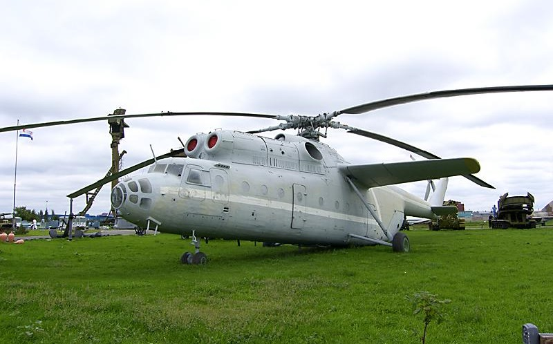 Technical museum AvtoVAZ in Tolyatti - 07