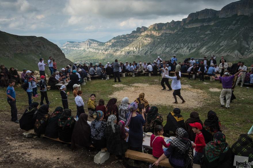 A Dagestan wedding