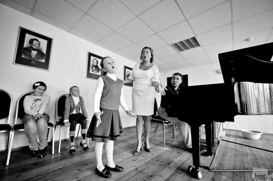 A music school