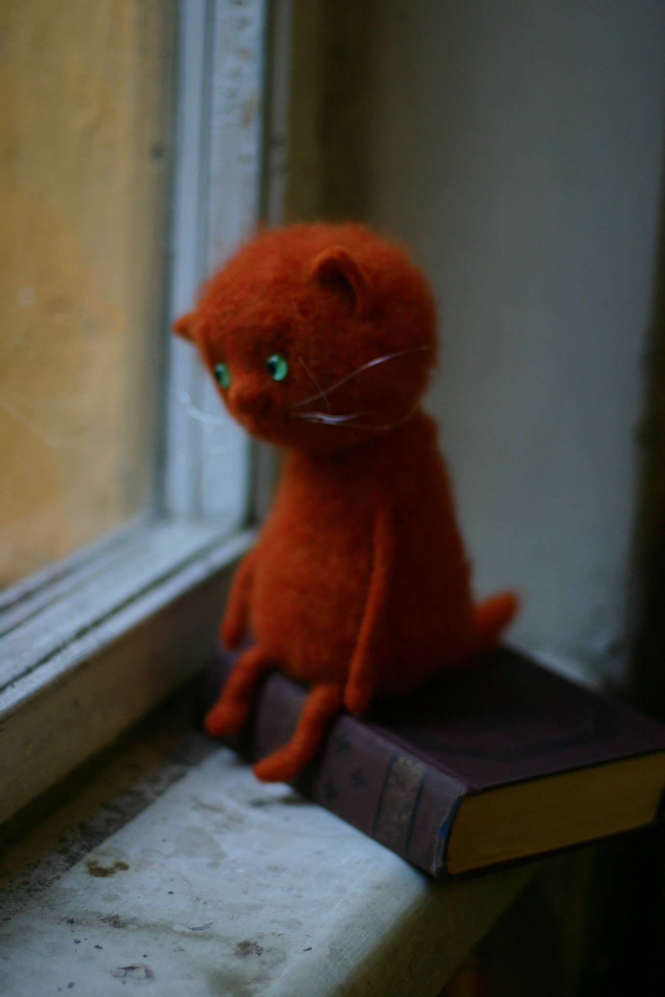 The cutest felt kids toys ever by Katerina Kozubenko - 28