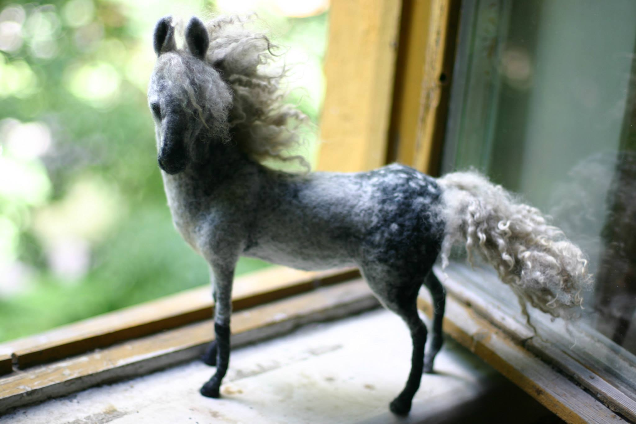 The cutest felt kids toys ever by Katerina Kozubenko - 29