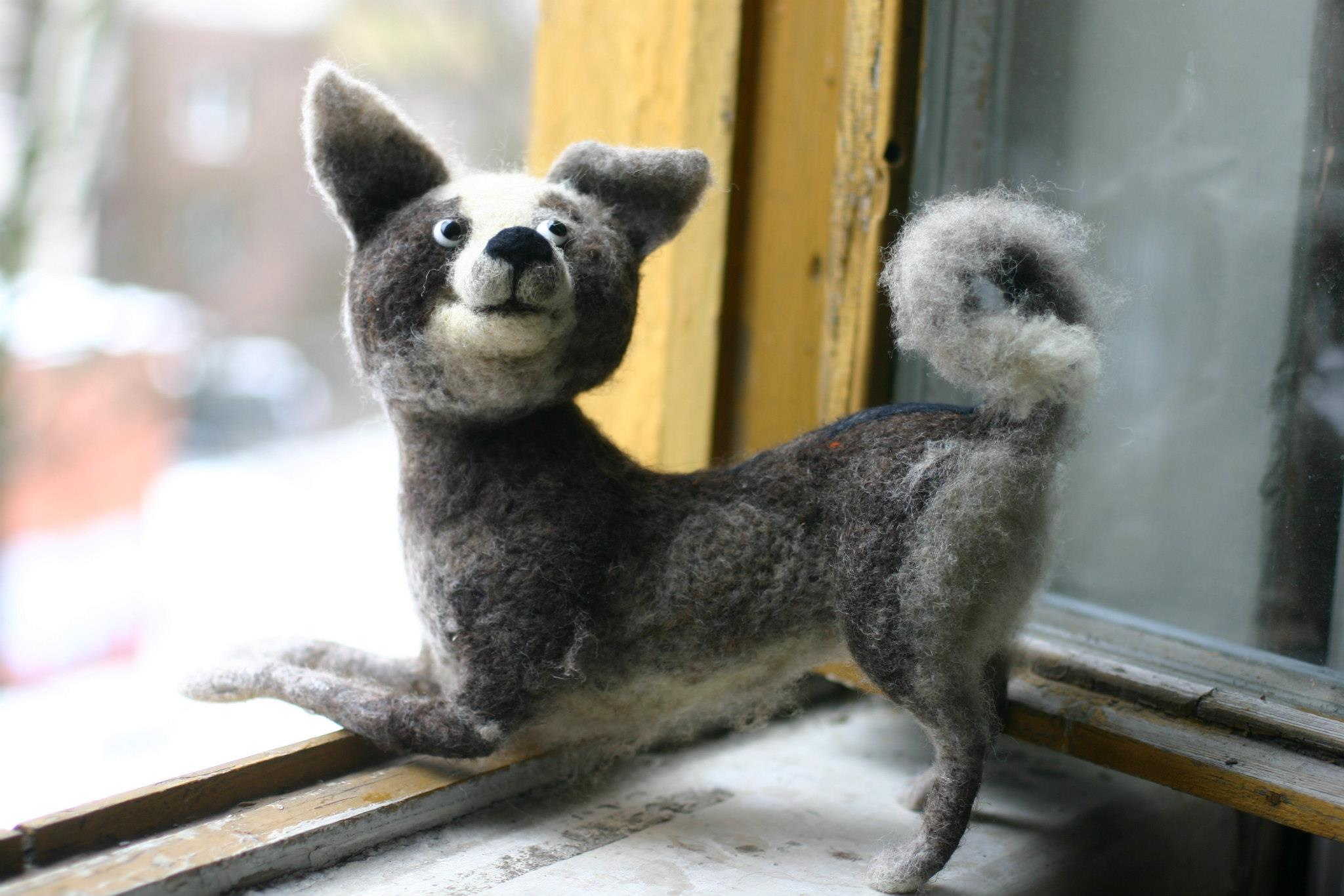 The cutest felt kids toys ever by Katerina Kozubenko - 30