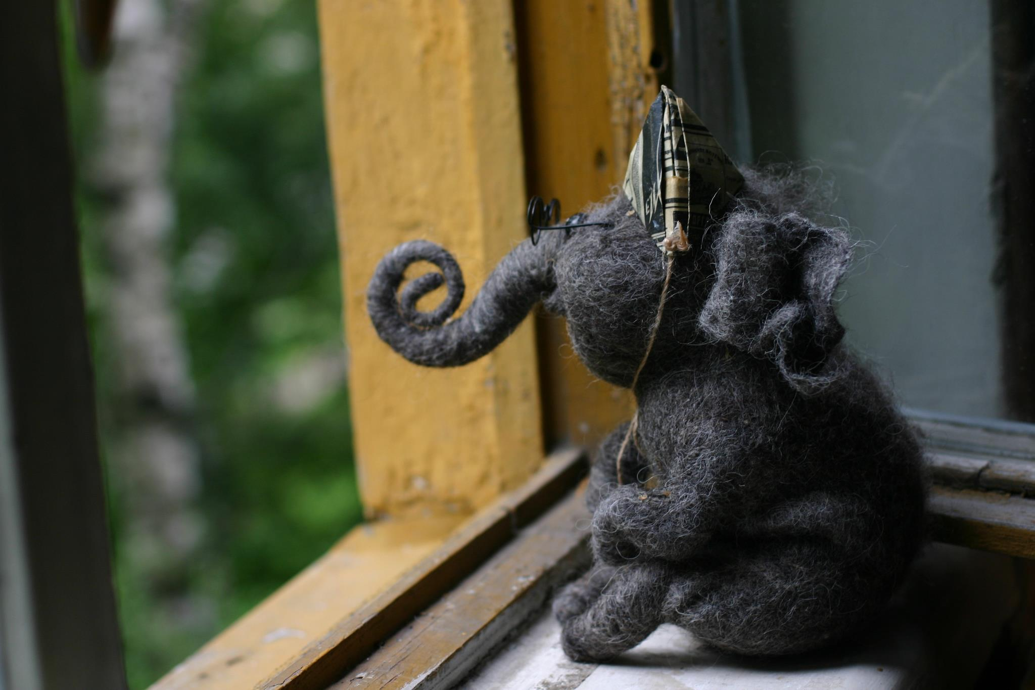 The cutest felt kids toys ever by Katerina Kozubenko - 34