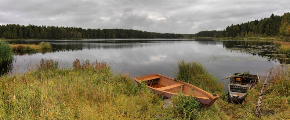 Republic of Karelia: A territory of thousands lakes and rivers - 08