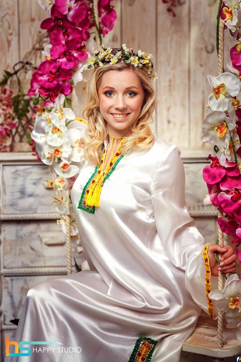 Russian girls from the contest Beauty of Russia: Spring photosession - 01