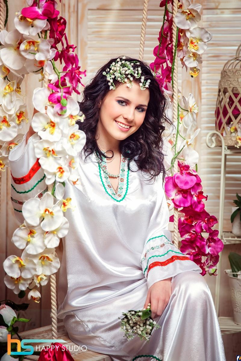 Russian girls from the contest Beauty of Russia: Spring photosession - 02