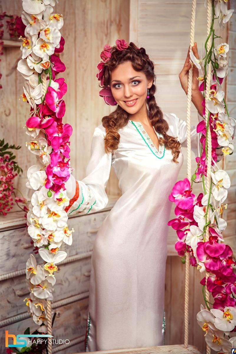 Russian girls from the contest Beauty of Russia: Spring photosession - 05