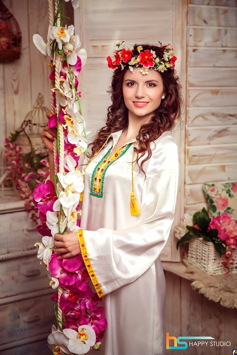 Russian girls from the contest Beauty of Russia: Spring photosession - 06