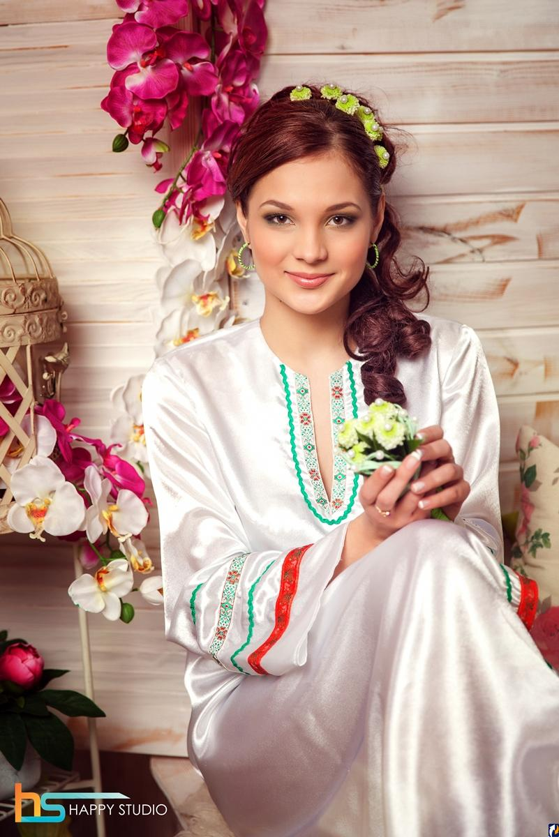 Russian girls from the contest Beauty of Russia: Spring photosession - 07