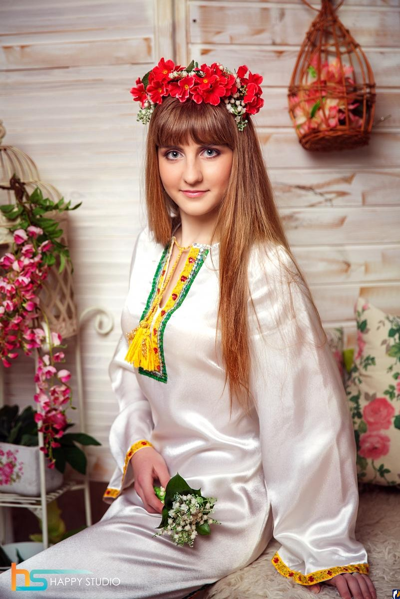 Russian girls from the contest Beauty of Russia: Spring photosession - 08