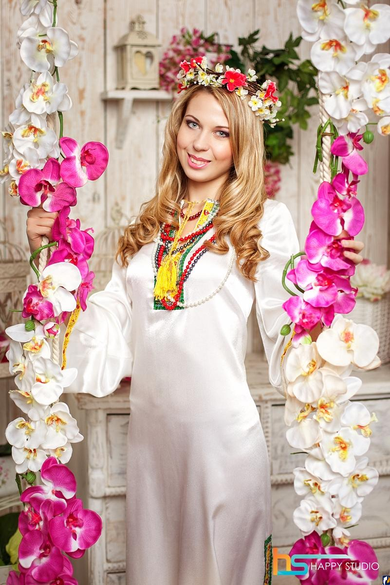 Russian girls from the contest Beauty of Russia: Spring photosession - 11