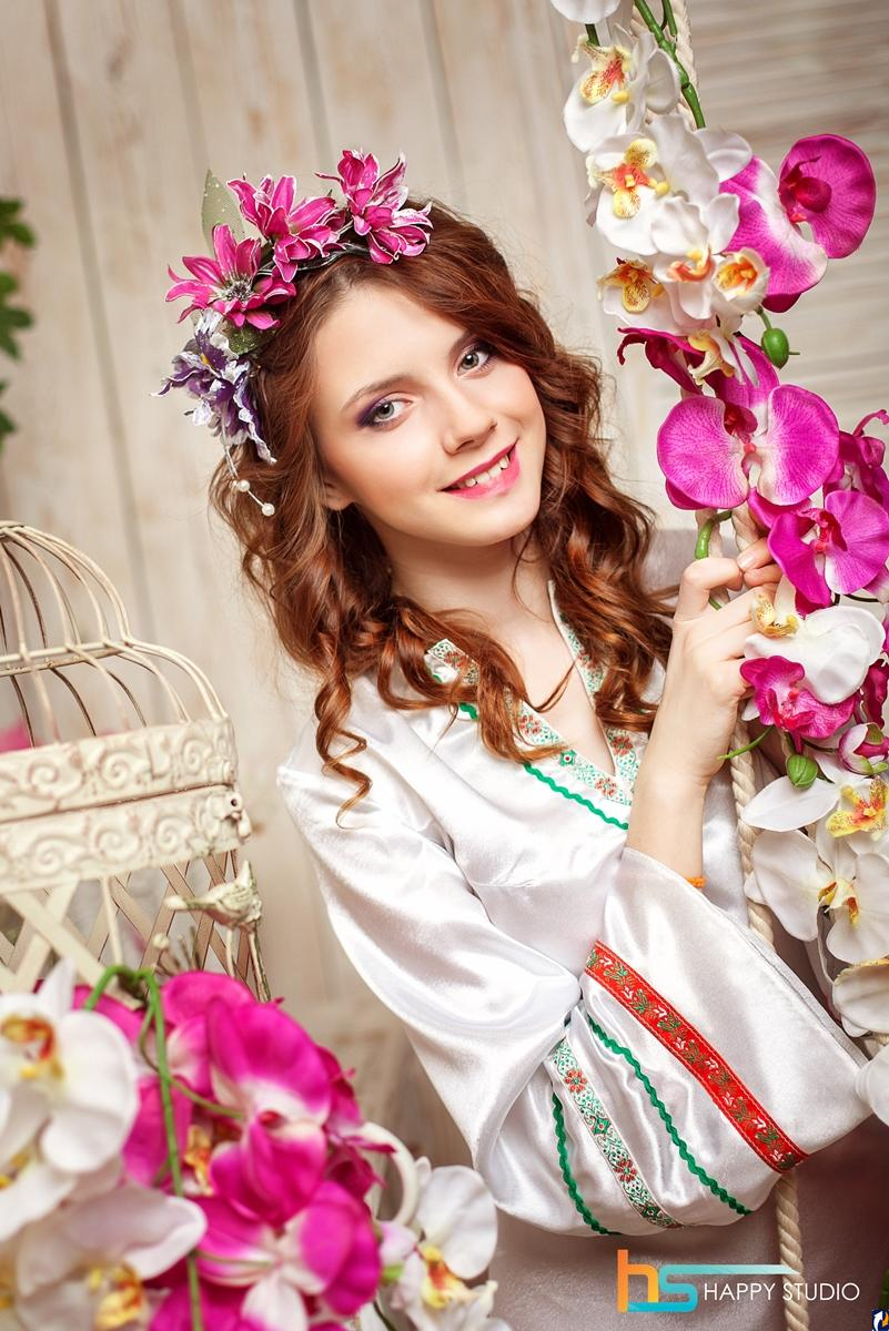 Russian girls from the contest Beauty of Russia: Spring photosession - 12