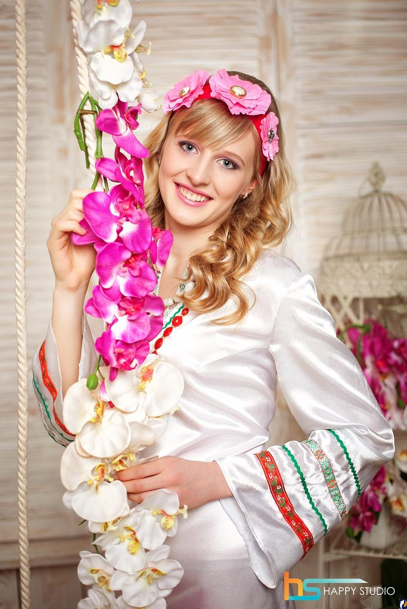 Russian girls from the contest Beauty of Russia: Spring photosession - 14