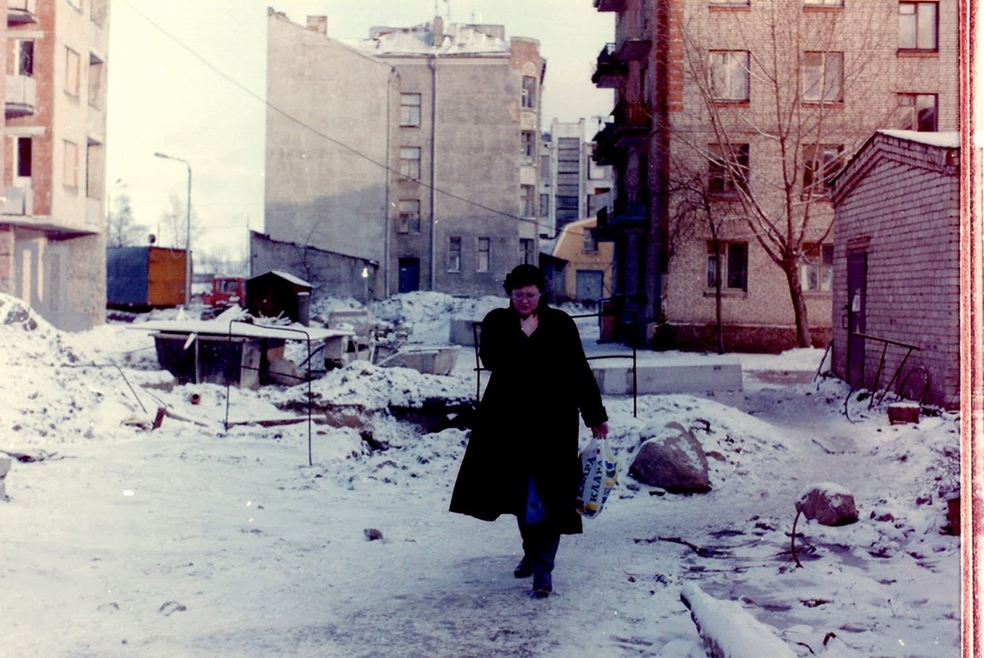 The USSR through the eyes of foreigners: Photos Part 1 - 17