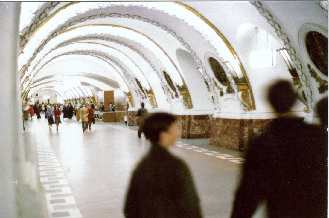 The USSR through the eyes of foreigners: Photos Part 1 - 22