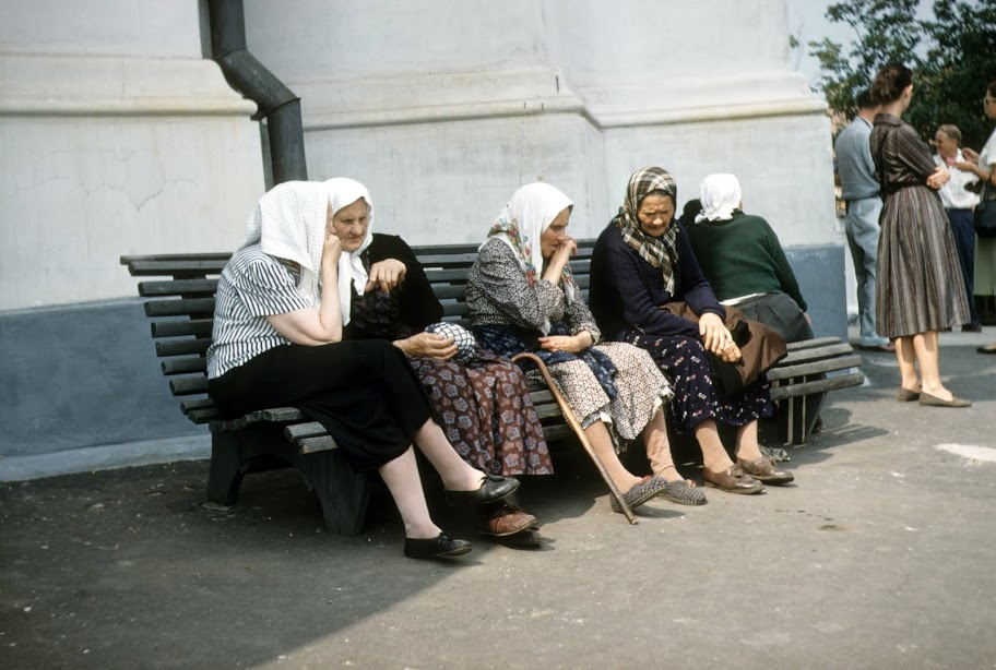 The USSR through the eyes of foreigners: Photos Part 1 - 39