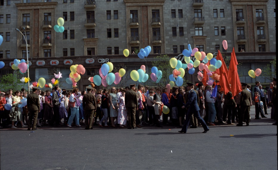 The USSR through the eyes of foreigners: Photos Part 2 - 69