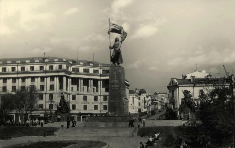 The USSR through the eyes of foreigners: Photos Part 2 - 86