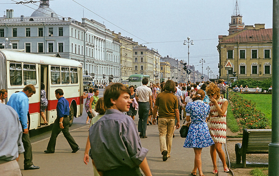 The USSR through the eyes of foreigners: Photos Part 2 - 92